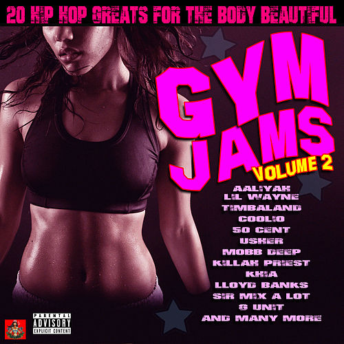 Gym Jams Volume 2 de Various Artists