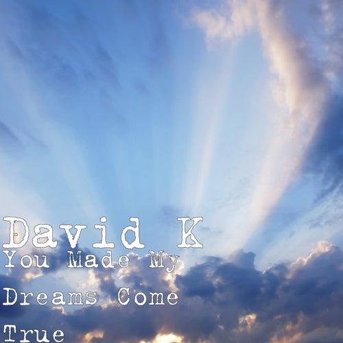 You Made My Dreams Come True by David K.