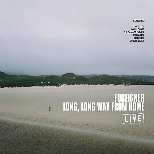 Long, Long Way from Home (Live) de Foreigner