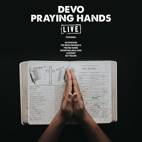 Praying Hands (Live) de DEVO