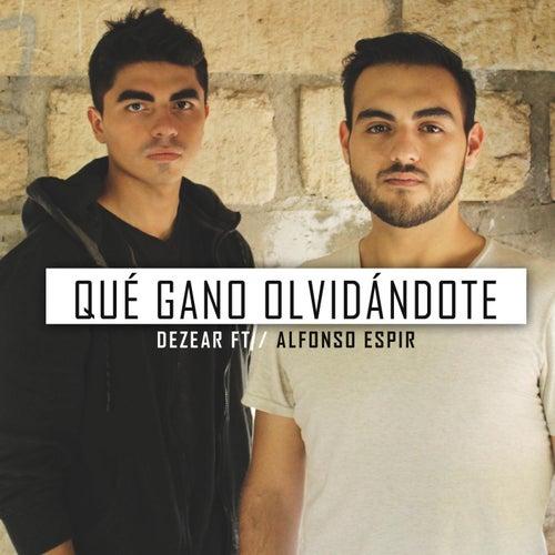 Que Gano Olvidandote (Reik - Cover) by Dezear