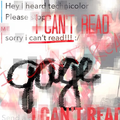 I Can't Read de Gage