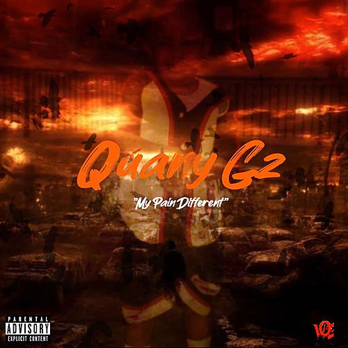 My Pain Different by Quany Gz