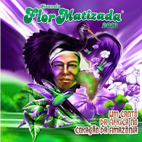 Um Canto da Africa no Coração da Amazônia de Ciranda Flor Matizada