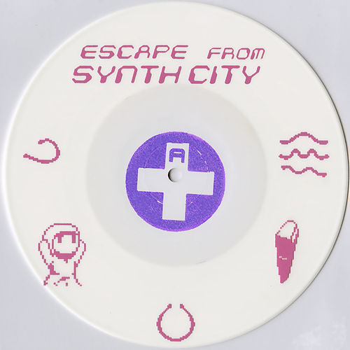 Escape From Synth City: The Game (OST) by Ansonix