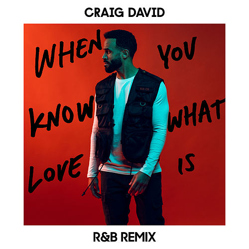 When You Know What Love Is (R&B Remix) by Craig David
