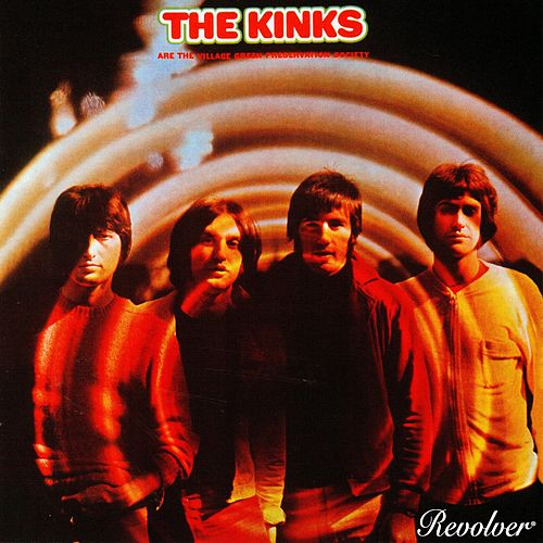 The Kinks Are the Village Green Preservation Society (Mono) de The Kinks