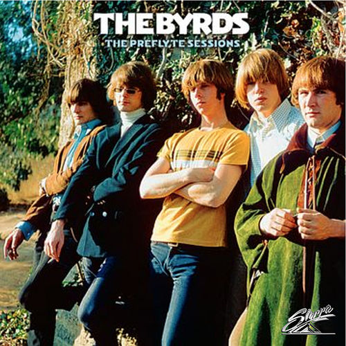 The Preflyte Sessions de The Byrds
