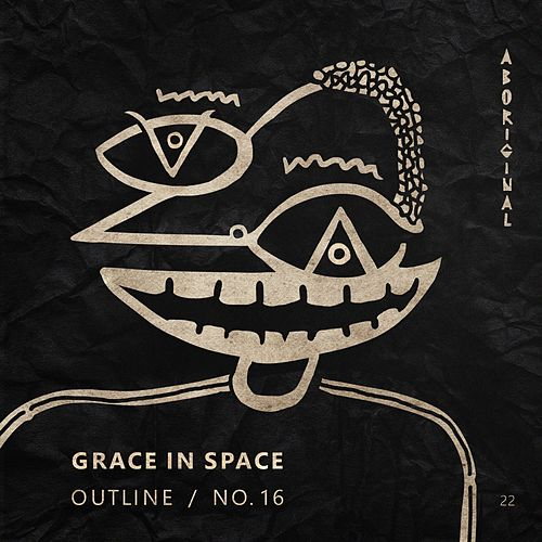 Outline / No. 16 by Grace In Space