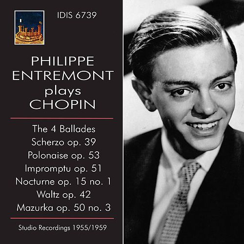 Chopin: Piano Works by Philippe Entremont
