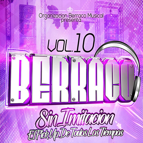 Berraco Musical: Sin Imitación (Vol. 10) (En Vivo) de Various Artists
