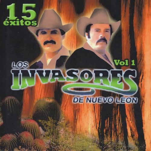 15 Exitos, Vol. 1 de Los Invasores De Nuevo Leon
