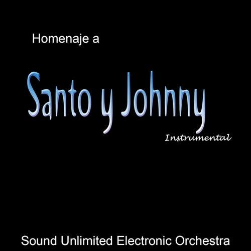 Homenaje a Santo y Johnny (Instrumental) von Sound Unlimited electronic Orchestra