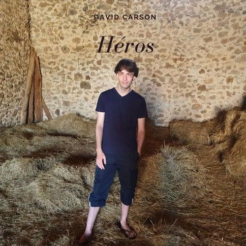 Héros de David Carson