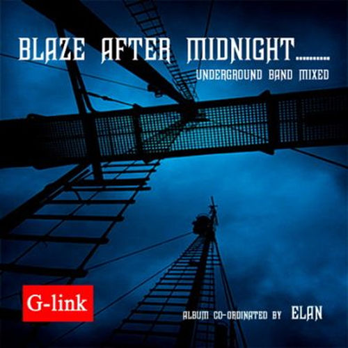Blaze After Midnight de Black