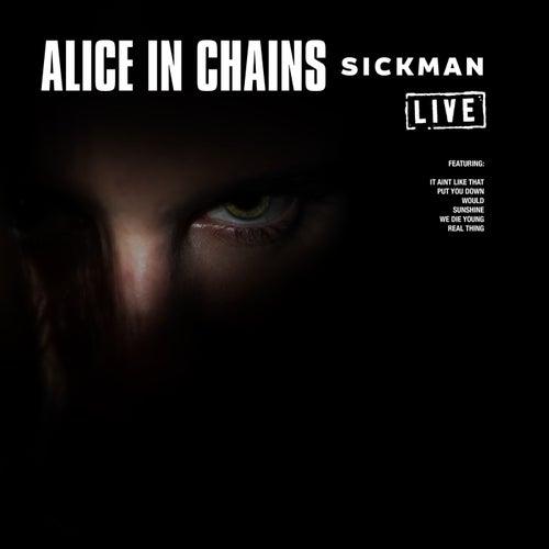 Sickman (Live) de Alice in Chains