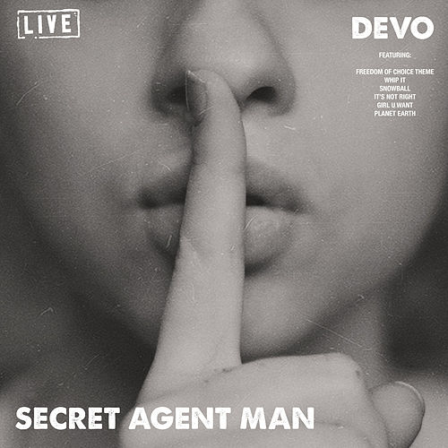 Secret Agent Man (Live) de DEVO