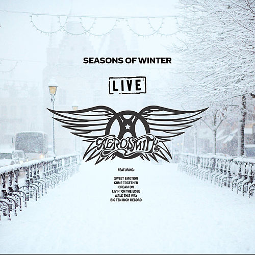 Seasons Of Winter (Live) di Aerosmith