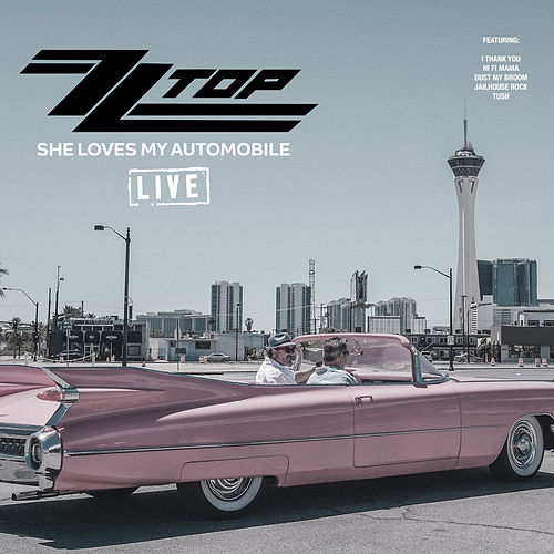 She Loves My Automobile (Live) von ZZ Top