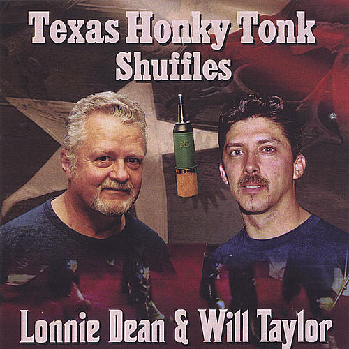 Texas Honky Tonk Shuffles by Will Taylor