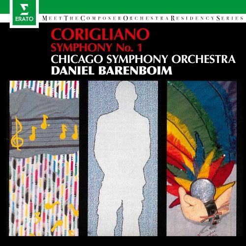Corigliano: Symphony No. 1 by Daniel Barenboim