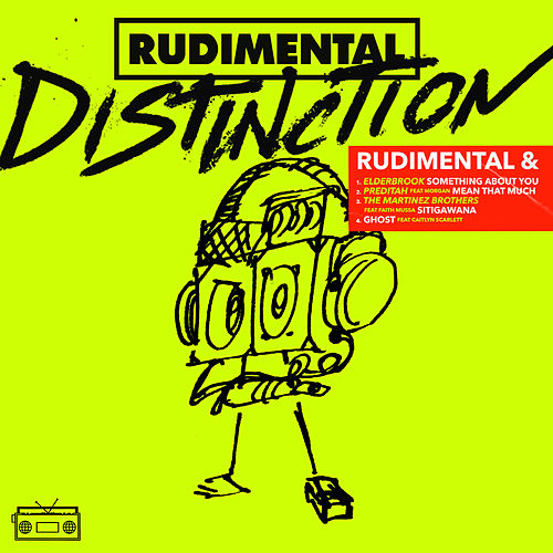 Distinction EP de Rudimental