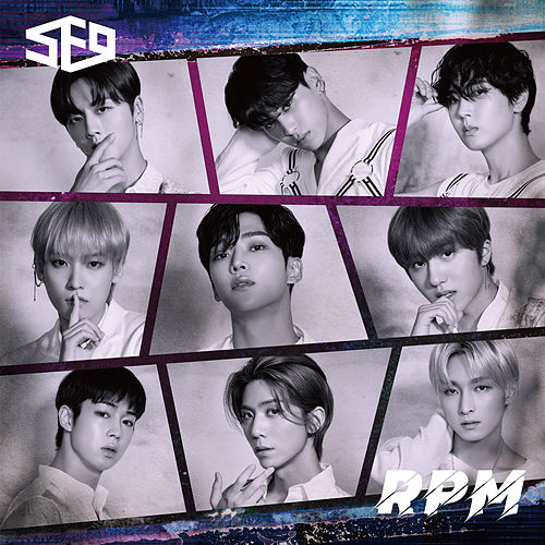 Rpm (Japanese Version) by Sf9