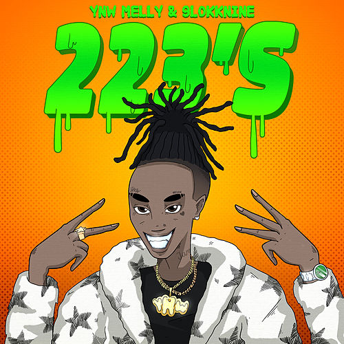 223's (Feat. 9lokknine) by YNW Melly