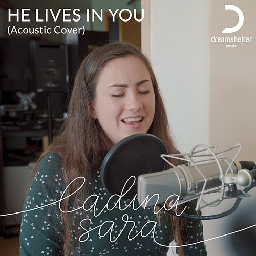 He Lives In You (Acoustic Cover) by Ladina Sara