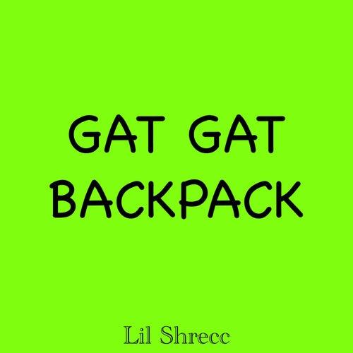 Gat Gat Backpack von Lil Shrecc