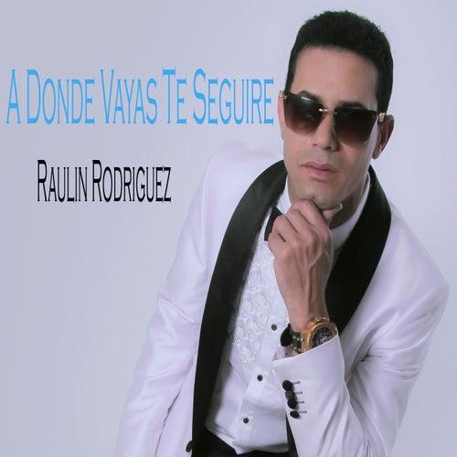 A Donde Vayas Te Seguire de Raulin Rodriguez
