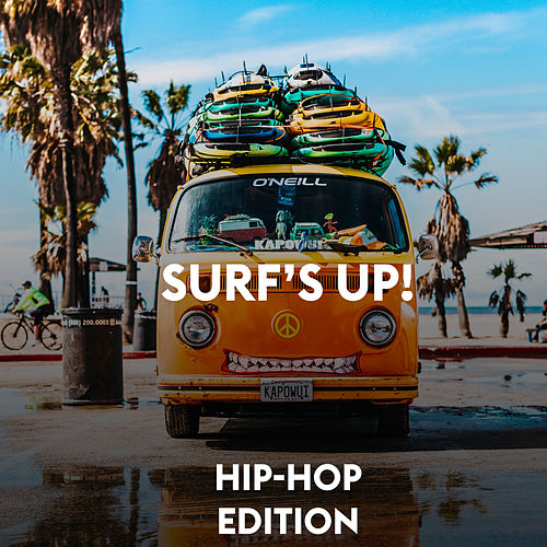 Surf's Up! Hip-Hop Edition fra Various Artists