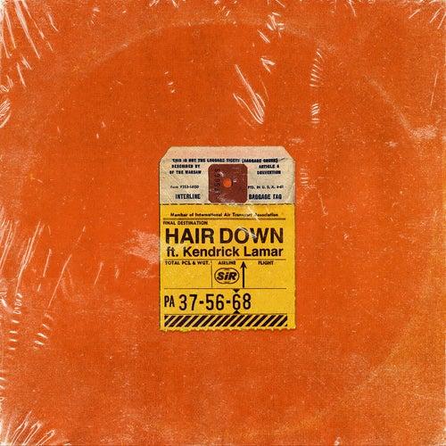 Hair Down de SiR