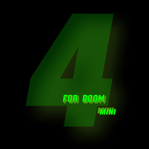 For Boom (Studio Version) von Mini