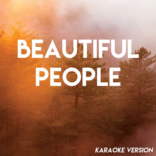 Beautiful People (Karaoke Version) von Vibe2Vibe