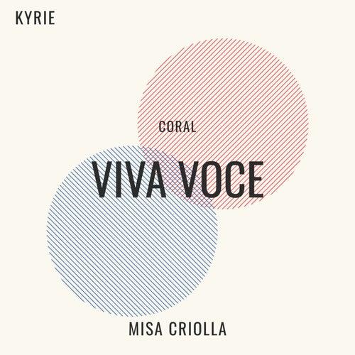 Kyrie Misa Criolla de Coral Viva Voce (Dir. Nicolás Loza)