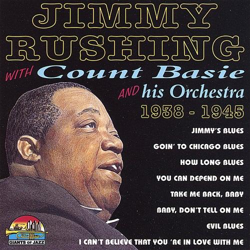 1938-1945 by Jimmy Rushing