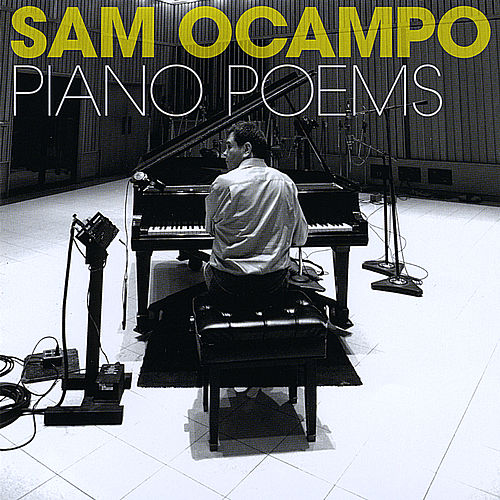 Piano Poems de Sam Ocampo