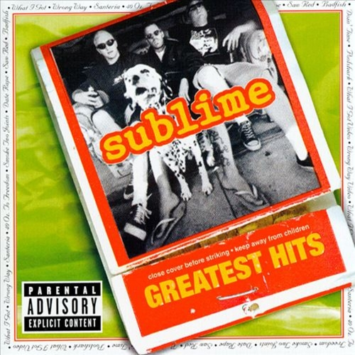 Sublime Greatest Hits de Sublime