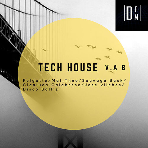 Tech House v.a 8 de Various