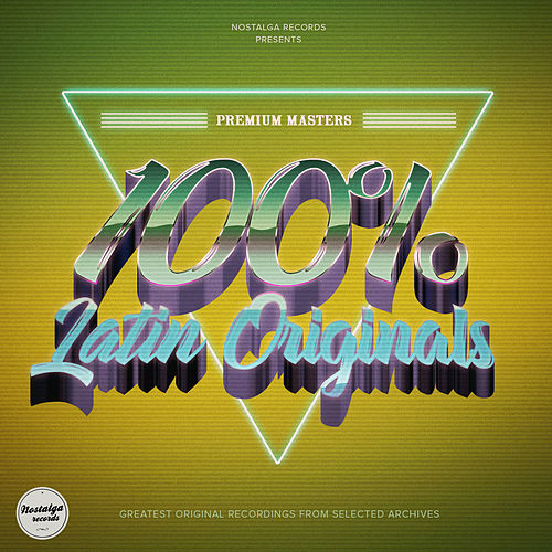100% Latin Originals de Various Artists