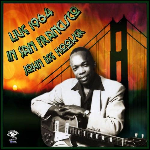 Live Live In San Francisco 1964 de John Lee Hooker