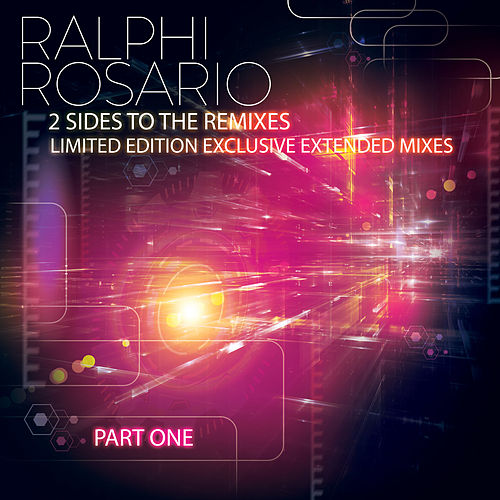 2 Sides to the Remixes, Pt. 1 de Ralphi Rosario