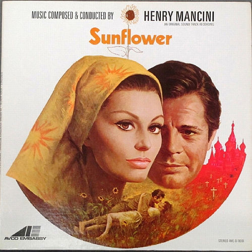 Sunflower  Soundtrack by Henry Mancini