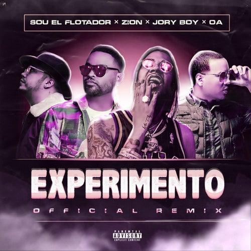 Experimento (Official Remix) von Sou El Flotador