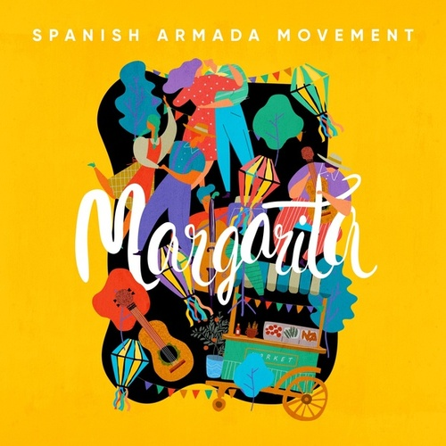 Margarita von Spanish Armada Movement