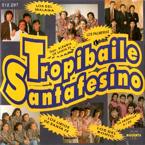 Tropibaile Santafesino de Various Artists