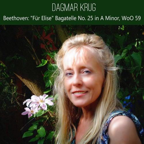 Beethoven: 'Für Elise' Bagatelle No. 25 in A Minor, WoO 59 by Dagmar Krug
