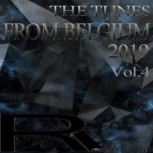 THE TUNES FROM BELGIUM  2019, Vol.4 de Various