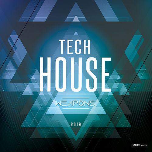 Tech House Weapons 2019 de Various